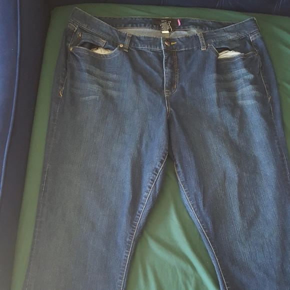 torrid Denim - Torrid Denim 24S blue jeans dark